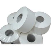 Gompels Mini Jumbo Toilet Rolls 2ply 76mm Core x 12