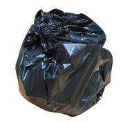 Soclean Black Bin Bags Heavy Duty 200 Pack