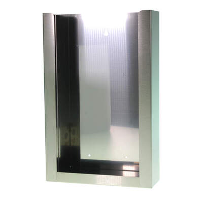 Glove Dispenser 3 Box Stainless Steel