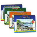 Countryside Scenes Colouring Book Assorted 12 Pack
