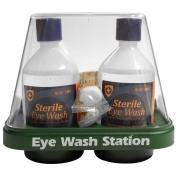 Double Eye Wash Station