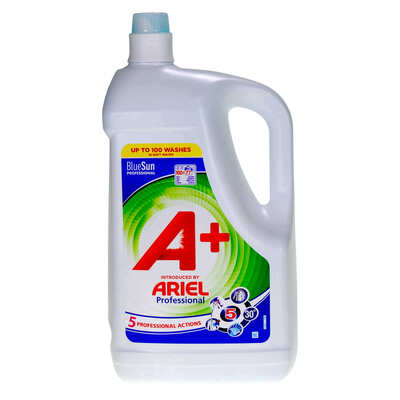Ariel Laundry Liquid Regular 5 Litre 2 Pack