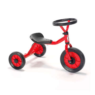 Winther Mini Viking Push Bike With Steering Wheel