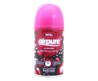 Air Freshener Refill Canister Sparkling Berry 250ml x 12