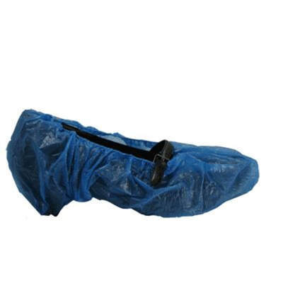 Disposable Blue Overshoes 100 Pack