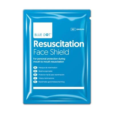 Resuscitation Shield