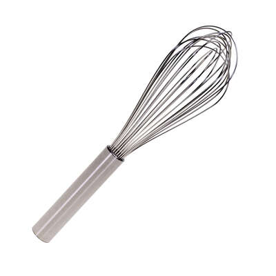 "Stainless Steel Wire Whisk 12"" / 30cm"