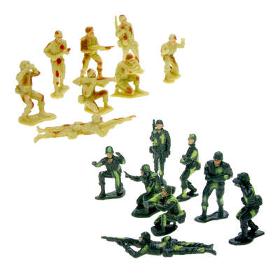 Small World Assorted Packs - Type: Soldiers
