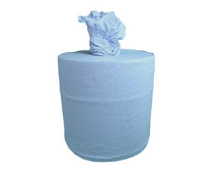Everyday Blue Centrefeed Rolls 2ply x 6
