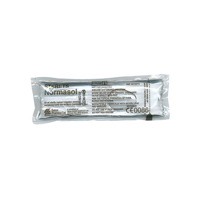 Normasol Sterile Topical Saline 25ml x 25