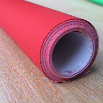Poster Roll 760mm x 10m - Colour: Red