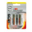 Size C Alkaline Battery 2pk