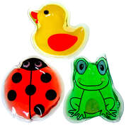 Reusable Hot and Cold Pack Kids Assorted 3 Pack
