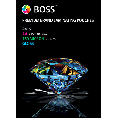 A4 Laminating Pouches 100 Pack