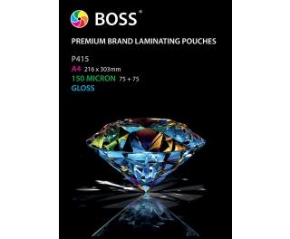 Laminating Pouches A4 2x75 Micron 100 Pk