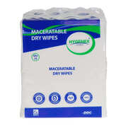Biodegradable Dry Wipes 75 Pack