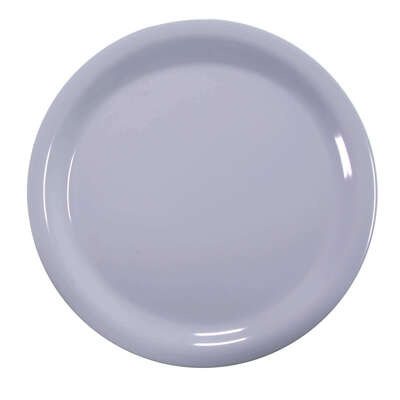 "Gompels Super Tuff Dinner Plate 9"" / 230mm 12pk - Colour: White"