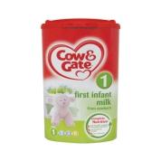 Cow & Gate 1 First Milk Powder 900g