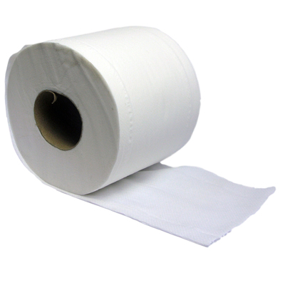 Gompels Toilet Paper Double Length 400 Sheets 2ply 60 Pack