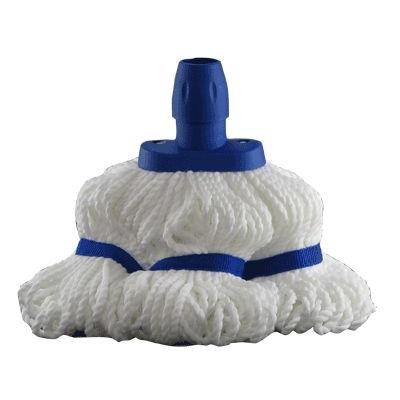 Soclean Microfibre Mop Head - Colour: Blue