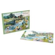 Spring Stream Jigsaw Puzzle 35pc