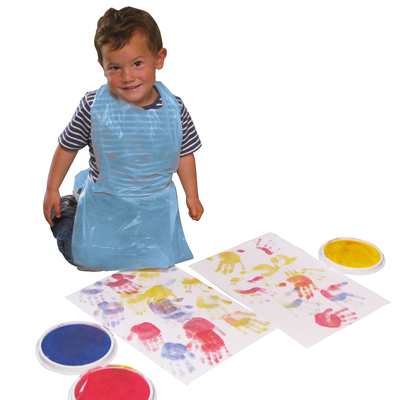 Childrens Aprons Flat Pack 100
