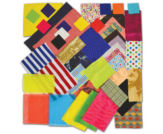 Textured Fabric Bundle