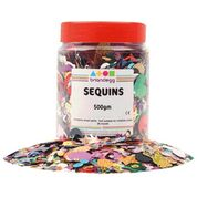 Multi Spangles Sequins 500g