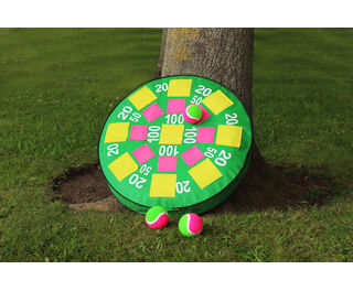 Inflatable Garden Target Game