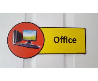 Premium Office Sign