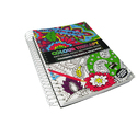 Colouring Book A5 Spiral Bound 160 Pages