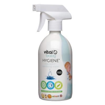 Vital Baby Hygiene Sanitising Water 500ml 12 Pack