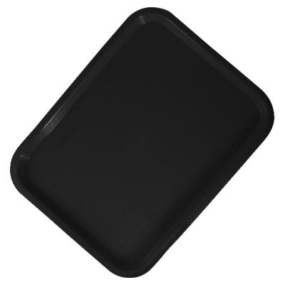 Food Tray Black 350mm x 270mm