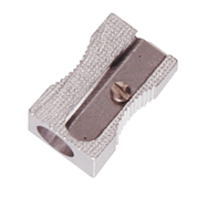 Aluminium Pencil Sharpener Wedge 24pk