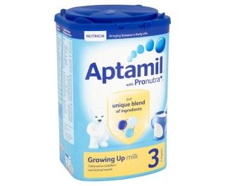 Aptamil 3 Growing Up Milk 1-2 Years 900g