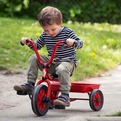 Winther Mini Viking Tricycle - Type: Tray