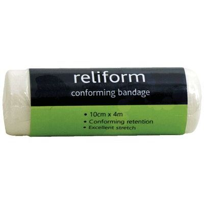 Conforming Bandage 10cm x 4m
