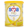 SMA Pro 1 First Infant Milk Birth Onwards 800g