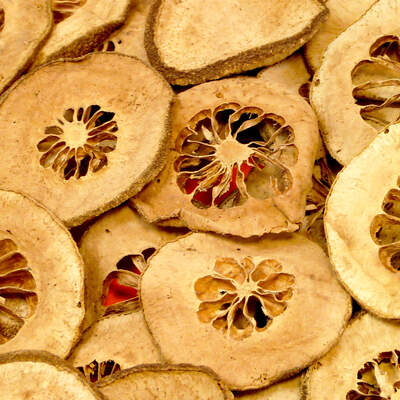 Dried Fruit Slices 250g