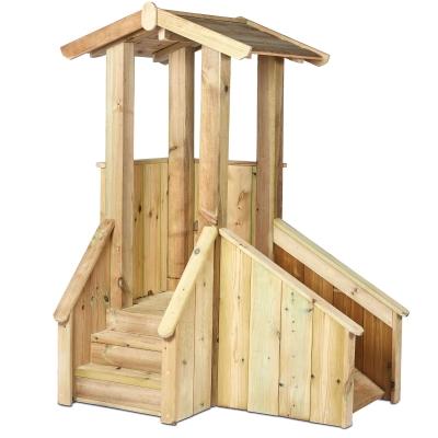 Wooden Outdoor Kinder Gym