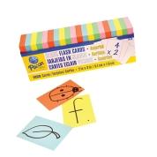 Blank Flash Cards 1000 Pk