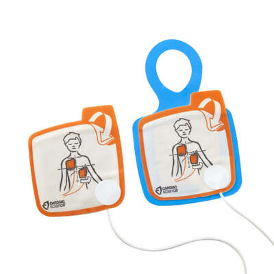 Paediatric Defibrillation Pads 21-24 Month Shelf Life