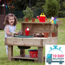 Outdoor Mud Kitchen Small