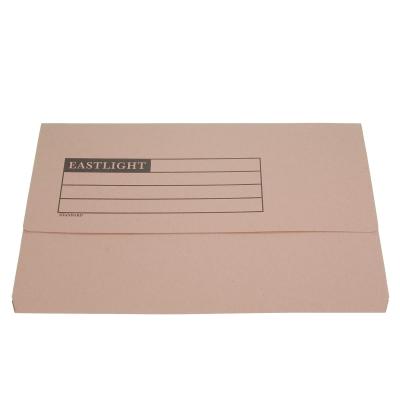 Document Wallet A4 - Colour: Buff