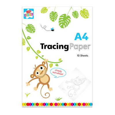Tracing Paper A4 10 Pack