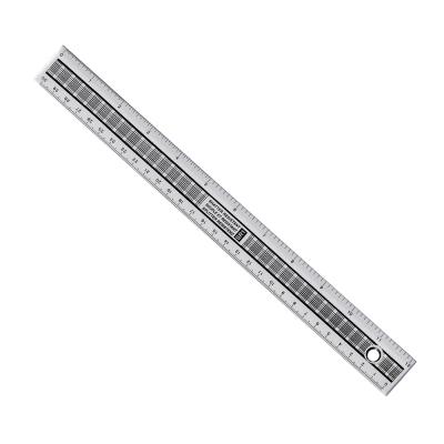 """Shatter Resistant Ruler 12""""/30cm 24pk"""