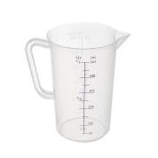 Measuring Jug 0.5ltr Clear Polypropylene