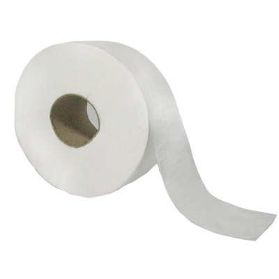 Soclean Jumbo Toilet Rolls 300m 2ply 6 Pack - Core Size: 60mm