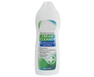 Lemon Cream Cleaner 500ml