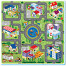 Foam Play Mat Tiles Road 9pc